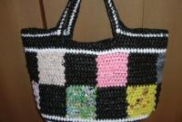 Bolsa tipo patchwork