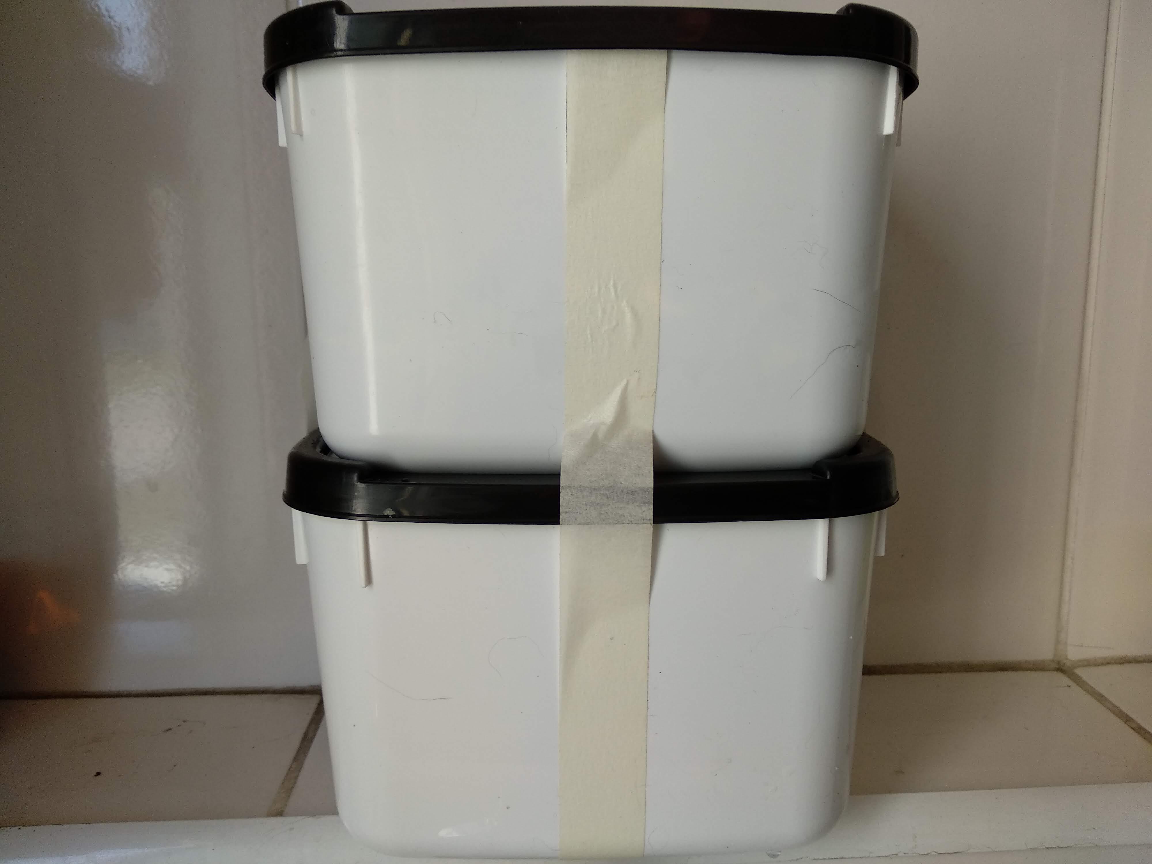mini composteria